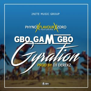 Gbo Gam GbomGyration artwork