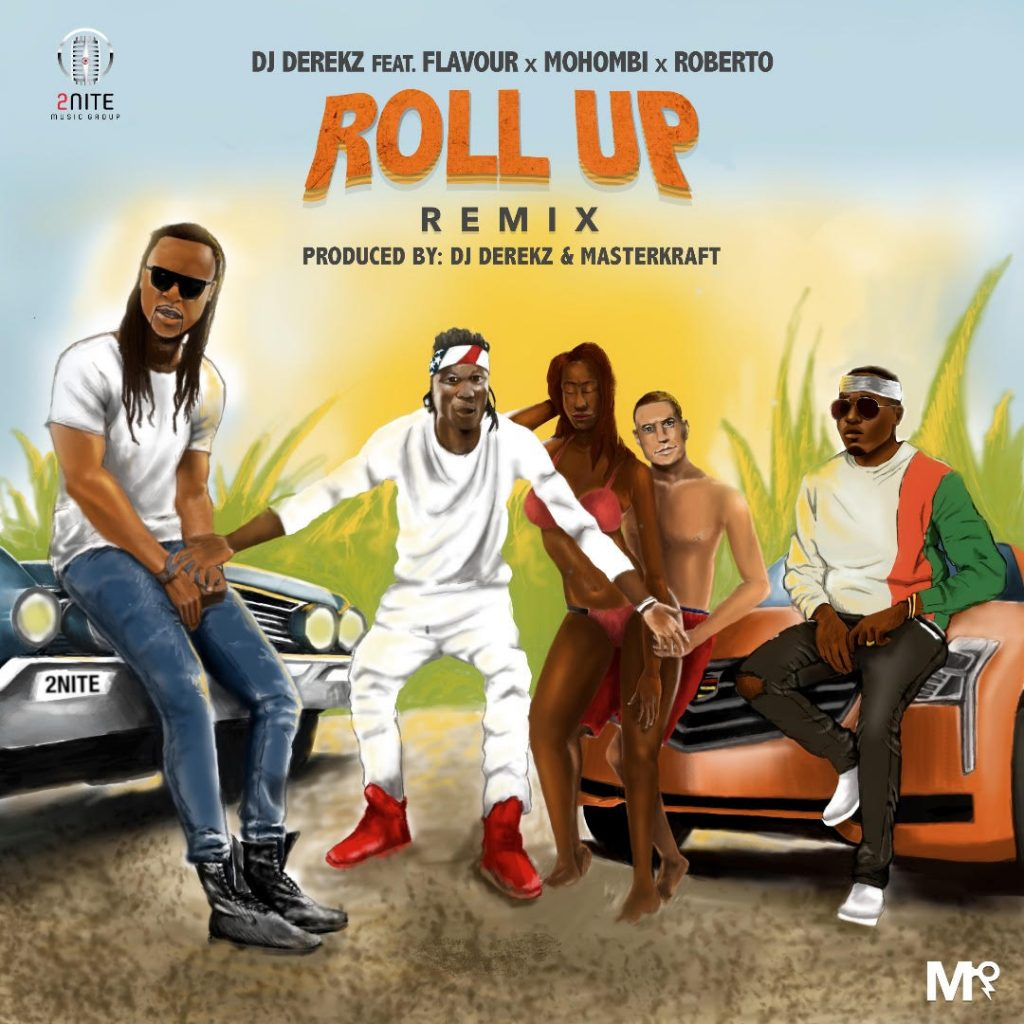 Roll up (remix) artwork